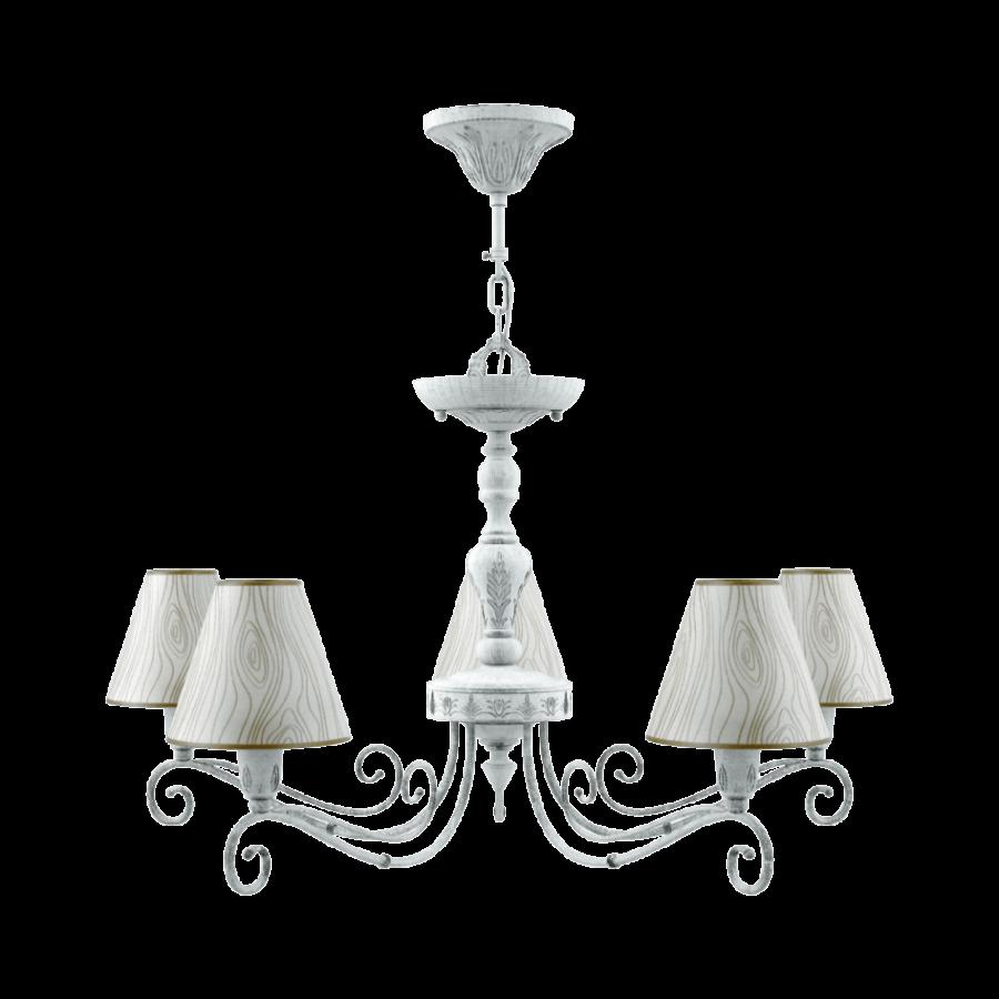 Подвесная люстра Lamp4you Provence E4-05-G-LMP-O-5