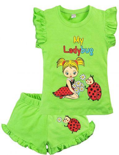 Комплект для девочек 1-4 лет BK004GL26