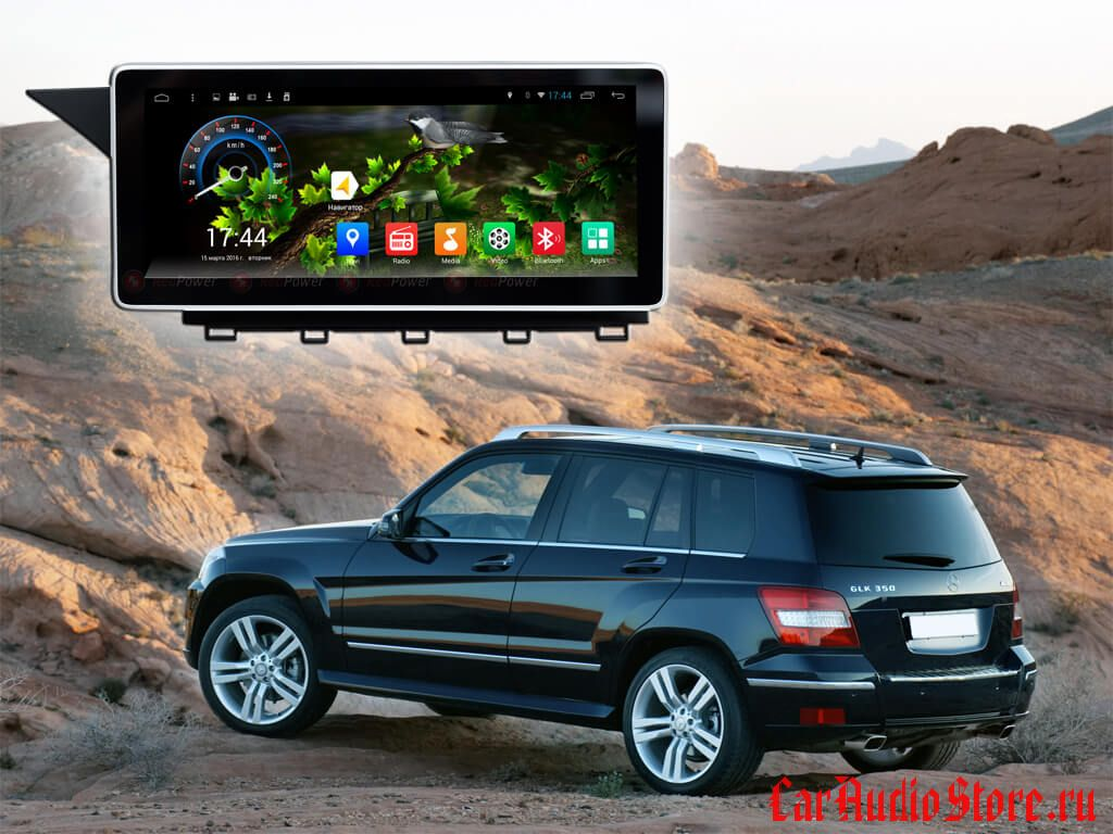 Mercedes Benz GLK-класс (2012-2015) Redpower 31868 IPS