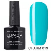 Elpaza гель-лак Charm 019, 10 ml