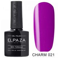 Elpaza гель-лак Charm 021, 10 ml