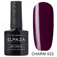 Elpaza гель-лак Charm 022, 10 ml