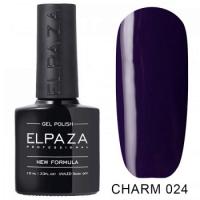 Elpaza гель-лак Charm 024, 10 ml