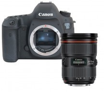 Canon EOS 5D Mark III Kit 24-105mm f/4L IS II USM