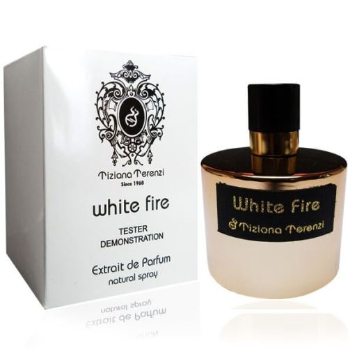 Tiziana Terenzi White Fire тестер, 100 ml