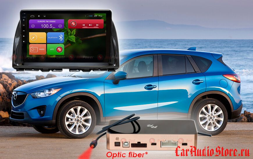 Mazda CX-5 Redpower 31112 R IPS DSP ANDROID 7