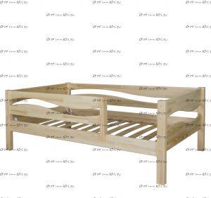 Кровать Кроха Волна