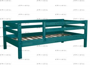 Кровать Кроха-3 массив (МХ), 2 размера