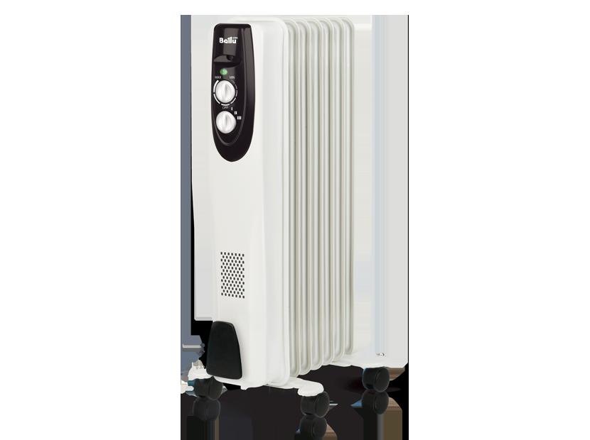 Масляный радиатор Ballu BOH/CL-07WRN 1500