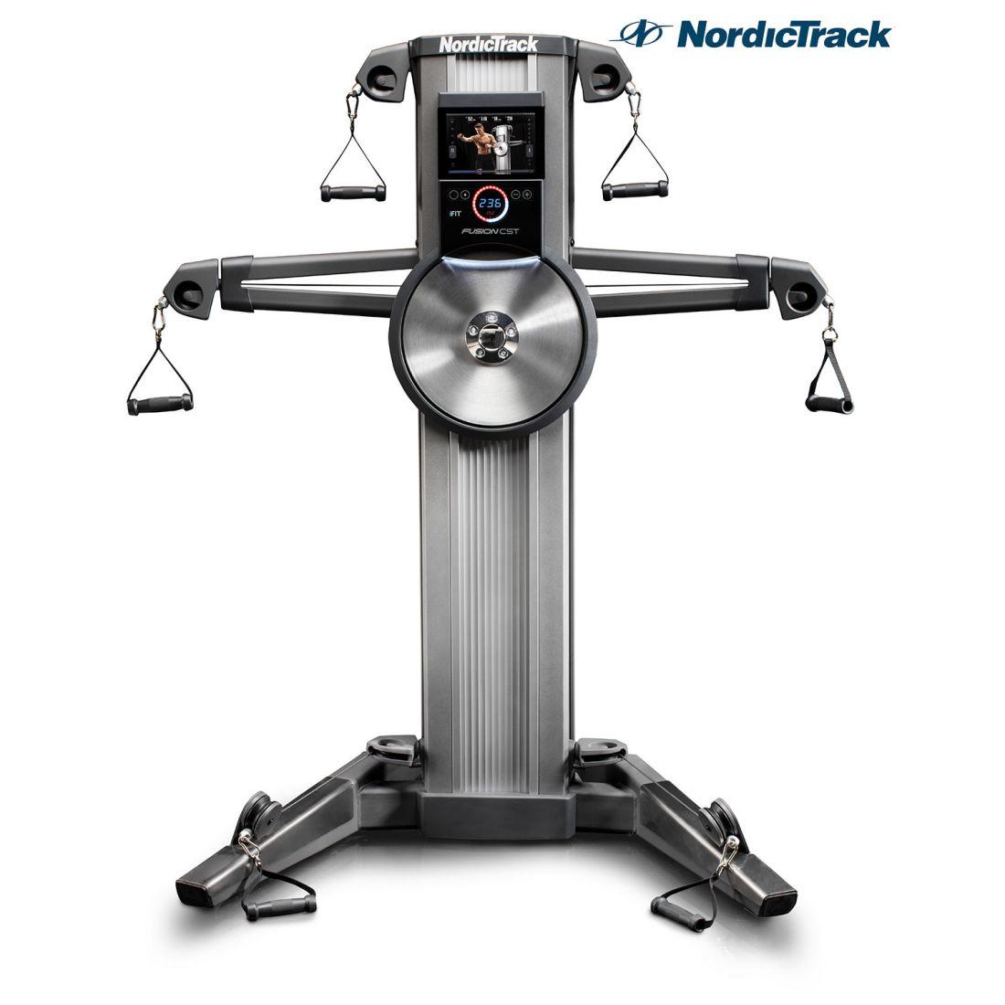 Силовой кардиотренажер - NordicTrack FUSION CST