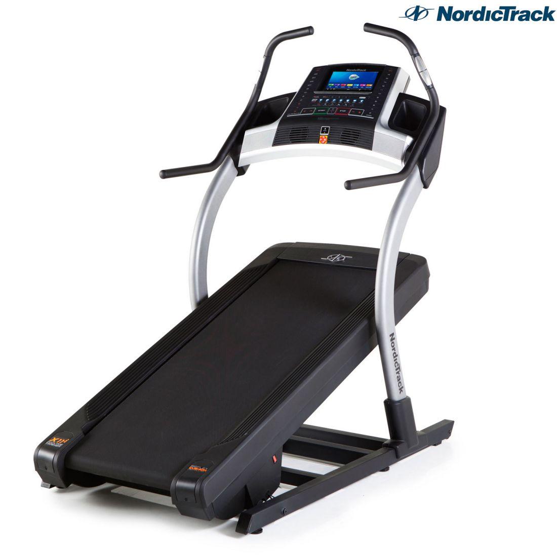 Электрическая беговая дорожка - NordicTrack Incline Trainer X9i