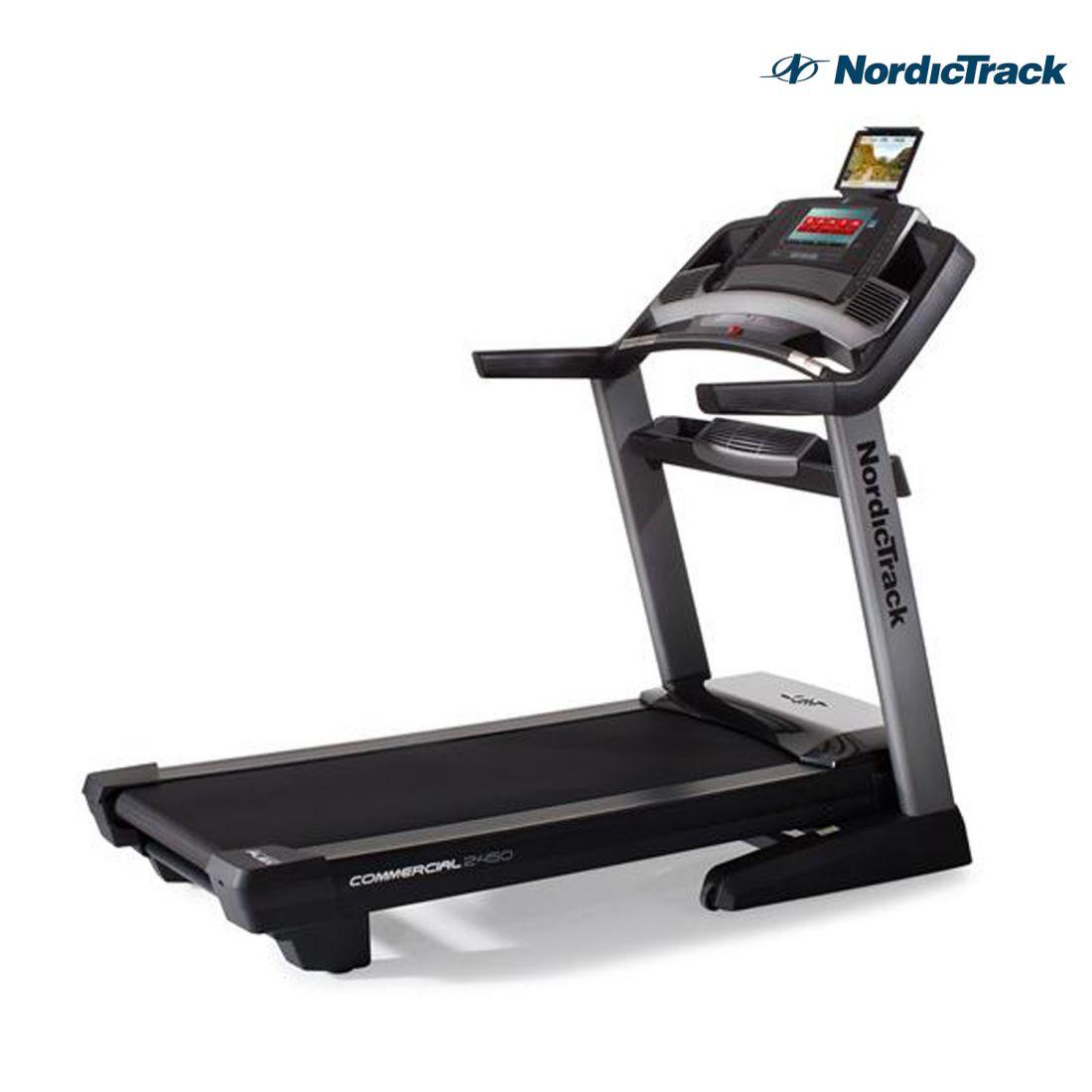 Электрическая беговая дорожка - NordicTrack Commercial 2450