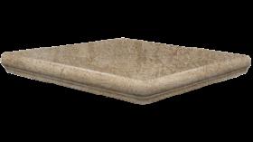 Ступень угловая SDS Keramik Bremen Eckflorentiner Sand 32×32