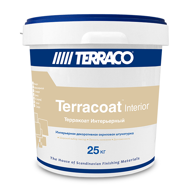 TERRACOAT INTERIOR GRANULE