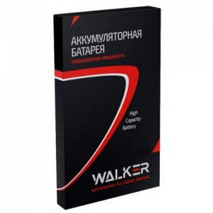 Аккумулятор Walker Alcatel 4045D POP 2 (4)/5010D Pixi 4 (5)/5022D One Touch POP Star/5042D POP 2/5044D U5/5045D Pixi 4 (5)/6036Y OneTouch Idol 2 Mini S/7040D C7/7041D POP C7 (TLi019B1/TLi019B2/TLi020F1)
