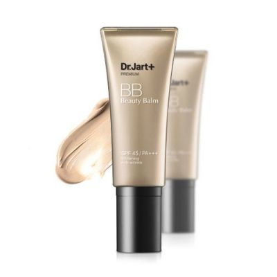 Крем ББ многофункциональный [Dr. Jart] Premium Beauty Balm SPF 45,1.5 Oz (Bio Peptide Complex Infused,Promote Natural Collagen) 40мл