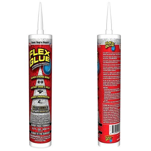 Универсальный водонепроницаемый клей сильной фиксации Flex Glue, Объем 300 мл