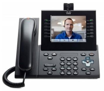 IP Телефон Cisco CP-9971-CL-K9=