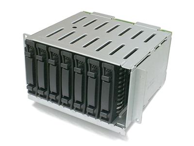 Дисковая корзина HP 8 SFF Drive Cage Kit
