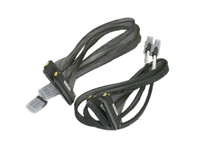 Кабель HP Mini SAS to 8484 18in/24in Cable Assembly, 496015-B21