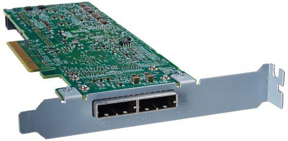 Контроллер HP Smart Array P411/512 BBWC 2-ports Ext PCIe x8 SAS, 462832-B21