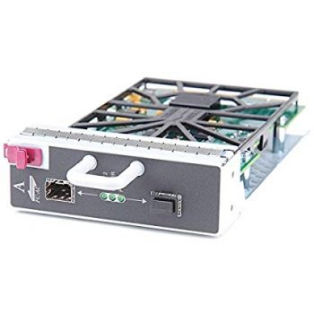 Модуль контроллера HP Fibre Channel I/O Module 2xSFP Channel A For StorageWorks M5214A, 364549-009