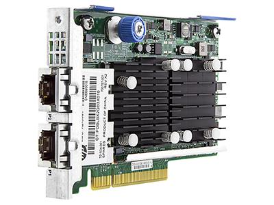 Адаптер HP 533FLR-T FlexFabric 10Gb 2P, 700759-B21