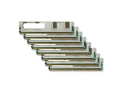 Оперативная память HP 64GB 8x8G Fully Buffered DIMM PC2-5300DDR2 Memory Kit, 495604-B21
