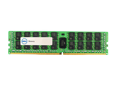 Оперативная память Dell 16GB Pc4-21300R Ddr4-2666Mhz 2RX8 Ecc, OEM, 370-ADND