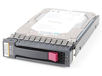 Жесткий диск HP 450GB 15K FC EVA M6412 Enc HDD, 454412-001, AG803A