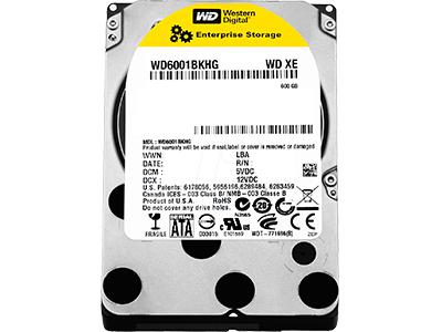 Жесткий диск Western Digital HDD 600 Gb SAS 2.5 WD6001BKHG