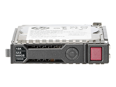 Жесткий диск HP 600GB 12G SAS 15K rpm SFF 2.5, 759548-001, 759212-B21