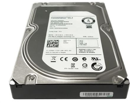 Жесткий диск Seagate 3Tb 6G 7.2K SP SATA 3,5, ST33000650NS
