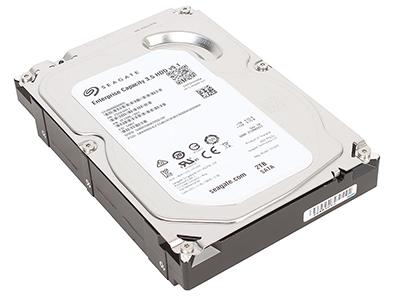 Жесткий диск Seagate IronWolf ST2000NM0008