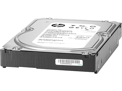Жесткий диск HP 2-TB 6G 7.2K 3.5 DP SAS HDD, MB2000FAMYV