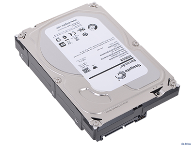 Жесткий диск Seagate HDD 2 Tb SATA 6Gb/s Seagate Barracuda ST2000DM001