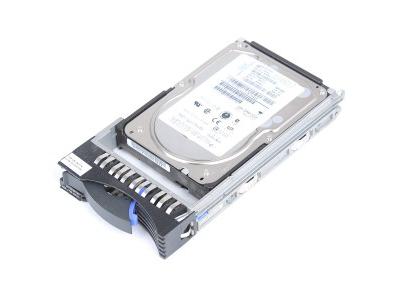 Жесткий диск IBM 73.4-GB U320 SCSI HP 15K, 39R7316