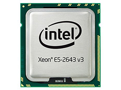 Процессор HP DL380 Gen9 Intel Xeon E5-2643v3 (3.4GHz/6-core/20MB/135W), 719057-L21