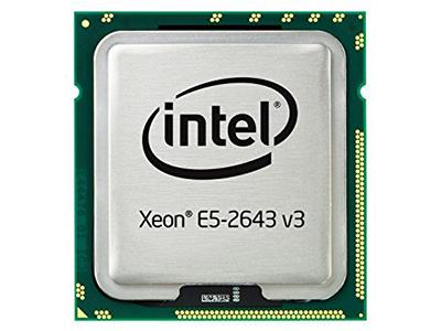 Процессор HP DL380 Gen9 Intel Xeon E5-2643v3 (3.4GHz/6-core/20MB/135W), 719057-L21