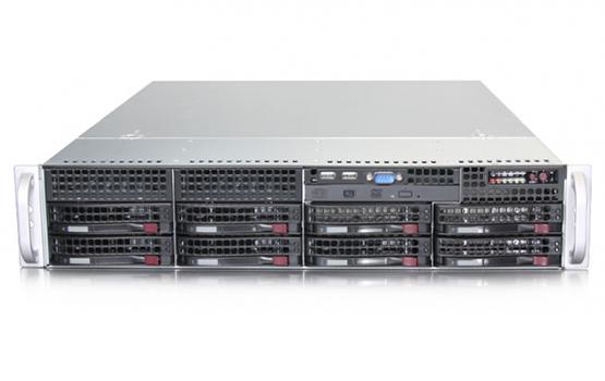 Сервер SuperMicro SYS-6027R-N3RF Rack (2U)