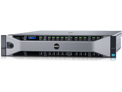 Сервер Dell PowerEdge R730 1xE5-2620v4 1x16Gb x16 1x600Gb 10K 2.5 SAS RW H730 iD8En