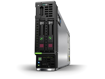 Сервер HP Proliant BL460c Gen8 E5-2640 v4, 32Gb RDIMM, 813194-B21