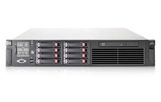 Сервер HP Proliant DL380 G7 Xeon6C E5649 2.53Ghz(12Mb), 3x2GbRD