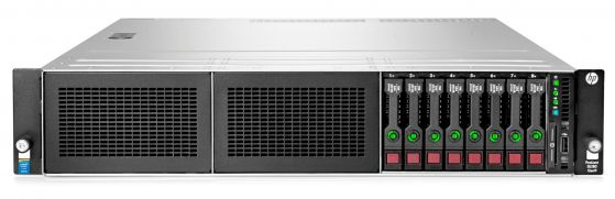 Сервер HP Proliant DL380 Gen9 E5-2620v3 Rack(2U)/Xeon6C 2.4GHz(15MB)/2x8GbR1D_2133/P440arFBWC