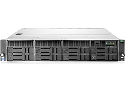 Сервер HP Proliant DL80 Gen9 2U RM Xeon 6C E5-2603 v4 1.7GHz 8GB 4x3.5 830013-B21