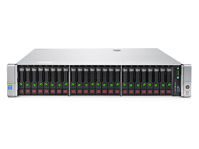 Сервер HP ProLiant DL380 Gen9 24SFF, 767032-B21