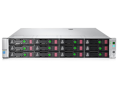 Сервер HP Proliant DL380 Gen9 1xE5-2609v3 1x8Gb x4 3.5, 766342-B21