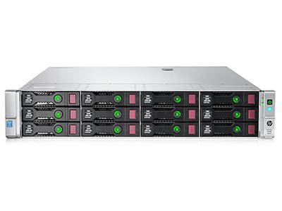 Сервер HP Proliant DL380 Gen9 1xE5-2609v3 1x8Gb x4 3.5, 766342-B21