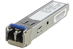 Модуль SFP оптический, дальность до 20км (15dB), 1310нм, 155 Мбит/с