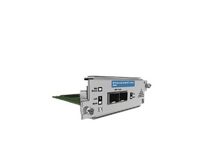 Модуль HP ProCurve 2-Port 10-GbE SFP+, J9008A